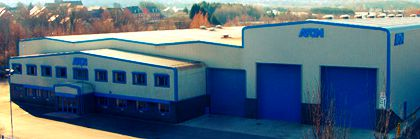 Afon Engineering Swansea factory in Swansea, built by Crynant Plant & Construction ltd.